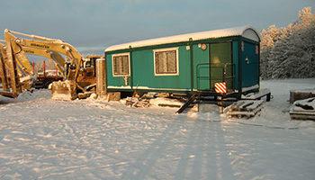 Аренда Вагончиков бытовых жилых